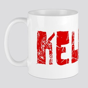 Keller Faded (Red) Mug