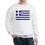 Greek Flag Sweatshirt