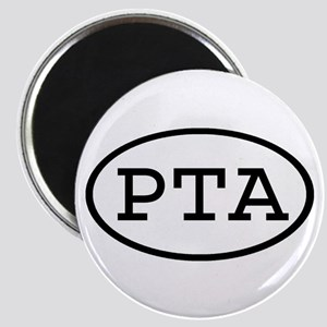 PTA Oval Magnet