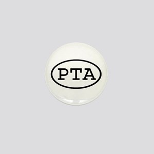 PTA Oval Mini Button