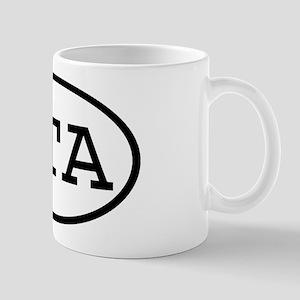 PTA Oval Mug
