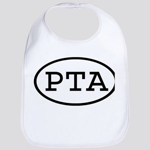 PTA Oval Bib