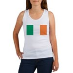 Irish Flag Women's Tank Top
