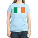 Irish Flag Women's Light T-Shirt