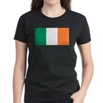 Irish Flag Women's Dark T-Shirt