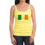 Irish Flag Jr. Spaghetti Tank