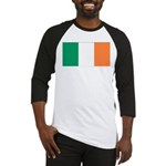 Irish Flag Baseball Jersey