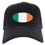 Irish Flag Black Cap