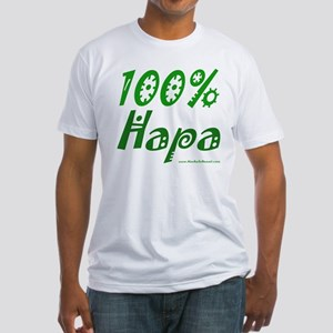 100% Hapa Fitted T-Shirt