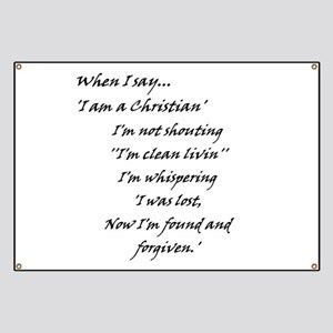 Found N Forgiven Banner