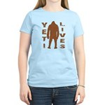 Yeti Lives Women's Light T-Shirt