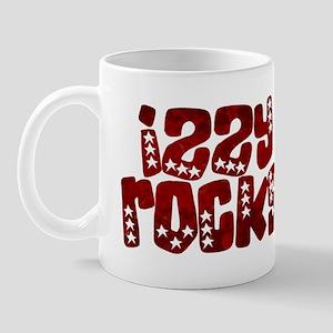 Izzy Rocks Mug
