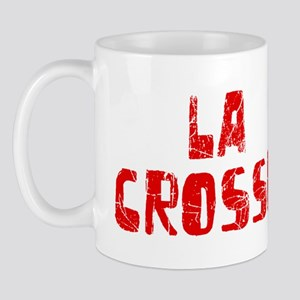 La Crosse Faded (Red) Mug
