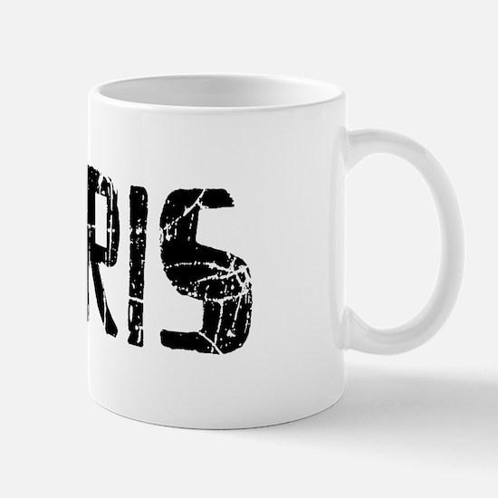 Perris Faded (Black) Mug