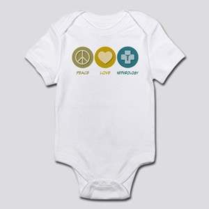 Peace Love Nephrology Infant Bodysuit