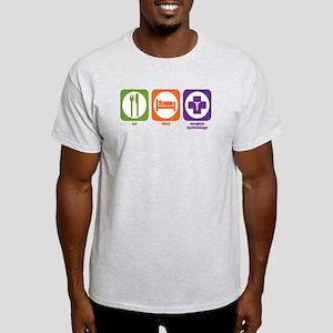 Eat Sleep Surgical Technology Light T-Shirt