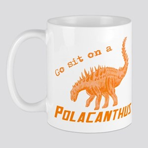 Orange Polacanthus Mug
