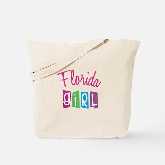 FLORIDA GIRL! Tote Bag