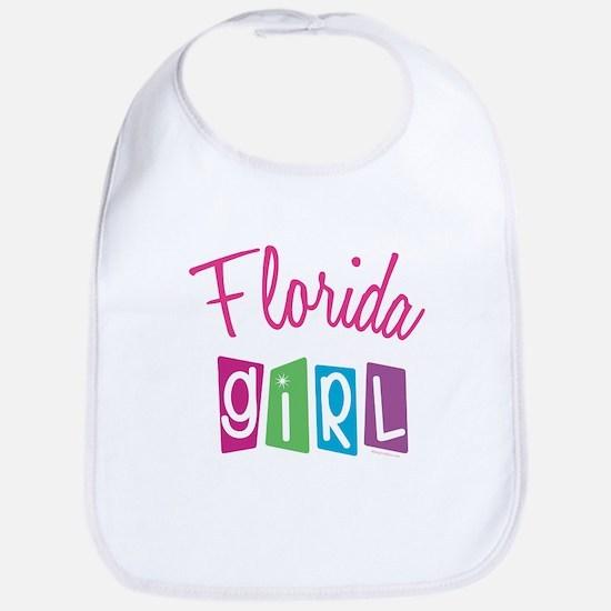 FLORIDA GIRL! Bib