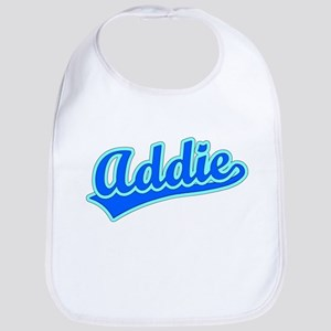 Retro Addie (Blue) Bib