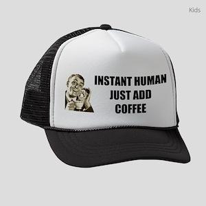 Instant Human Kids Trucker hat
