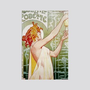 Absinthe Rectangle Magnet
