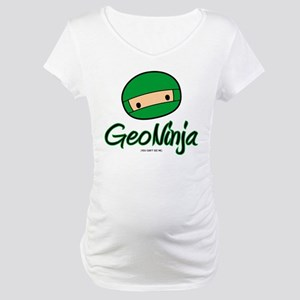 GeoNinja Maternity T-Shirt