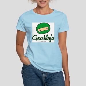 GeoNinja Women's Light T-Shirt