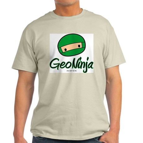 GeoNinja Light T-Shirt