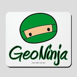 GeoNinja Mousepad