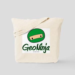 GeoNinja Tote Bag