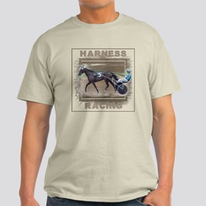 Brown Harness Racing Light T-Shirt
