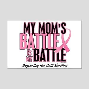 My Battle 1 (Mom BC) Mini Poster Print