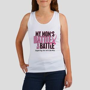 My Battle 1 (Mom BC) Women's Tank Top
