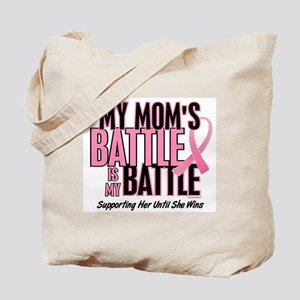 My Battle 1 (Mom BC) Tote Bag