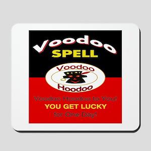 Voodoo Hoodoo Mousepad