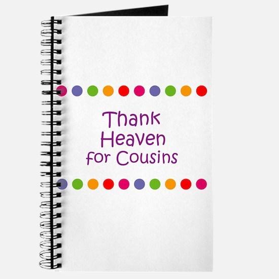 Thank Heaven for Cousins Journal