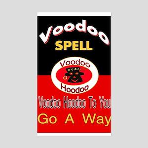 Go A Way Spell Sticker