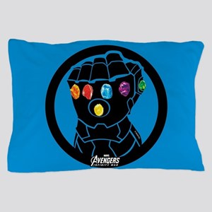 Avengers Infinity War Gauntlet Pillow Case