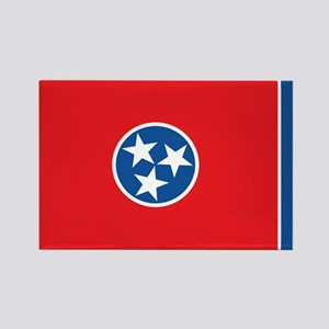 TENNESSEE-FLAG Rectangle Magnet