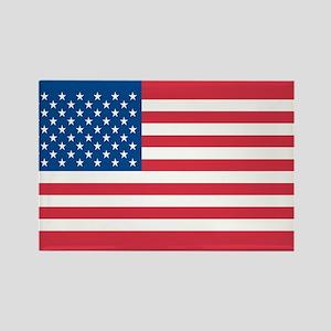 USA-FLAG Rectangle Magnet