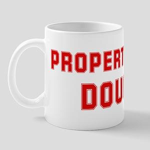 Property of DOUG Mug
