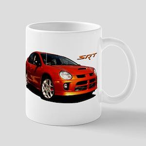 Orange SRT-4 Mug