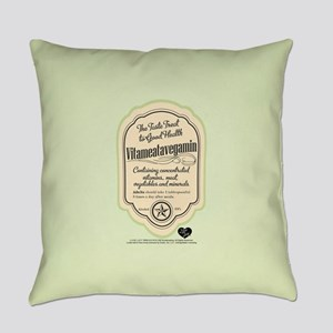 Lucy Taste Treat to Good Health Everyday Pillow