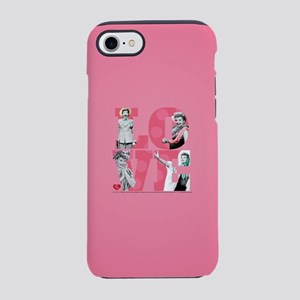 I Love Lucy LOVE iPhone 8/7 Tough Case