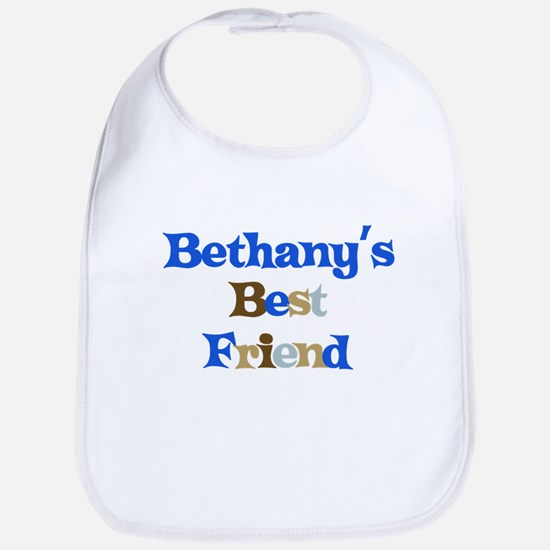 Bethany's Best Friend Bib