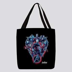 Avengers Infinity War Stance Polyester Tote Bag