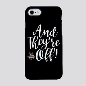 KY Derby 144 And They're Off iPhone 8/7 Tough Case