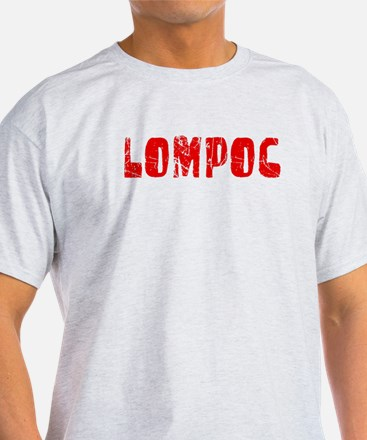 Lompoc Faded (Red) T-Shirt