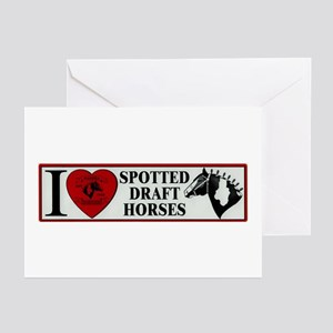 I Love Spots Greeting Cards (Pk of 10)